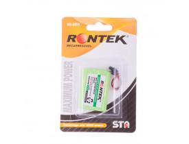 Bateria para telefone sem fio Rontek 3,6V AAA 300mAh