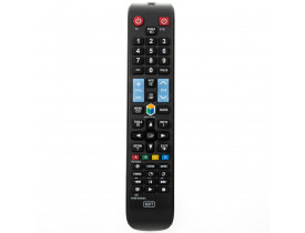 Controle Remoto Para Smart TV Samsung LED CO1289  - Canal Eletrônica