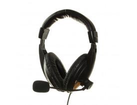 Fone de Ouvido Com Microfone Headset Knup KP-320