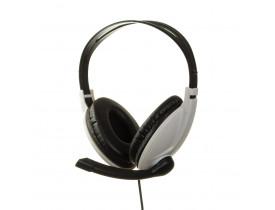 Fone de Ouvido Com Microfone Headset Knup KP-418