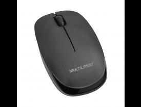 Mouse Sem Fio USB Multilaser MO251