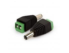 Plug P4 Macho Borne